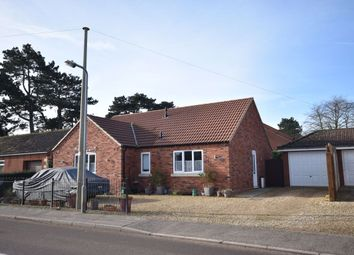 Thumbnail 2 bed bungalow to rent in Station Road, Heckington, Sleaford