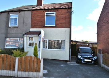 Thumbnail 2 bed semi-detached house for sale in Hall Gate, Mexborough
