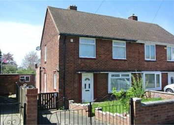Thumbnail 2 bed semi-detached house for sale in Cavendish Road, Worksop, Nottinghamshire