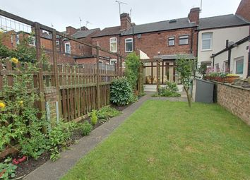 Thumbnail 2 bed terraced house for sale in Cromwell Street, Mansfield