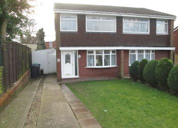 Thumbnail 3 bed link-detached house to rent in Westmead Drive, Oldbury