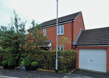 Thumbnail 3 bed semi-detached house for sale in Carpathian Way, Bridgwater