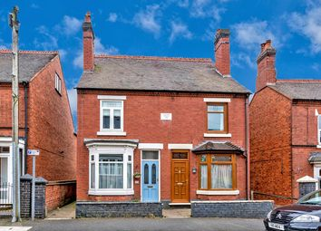 Thumbnail 3 bed semi-detached house for sale in Victoria Street, Cannock