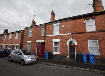 Thumbnail 3 bedroom terraced house to rent in Stanley Street, Derby