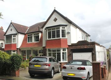 Thumbnail 4 bed semi-detached house for sale in Woolton Road, Woolton, Liverpool, Merseyside