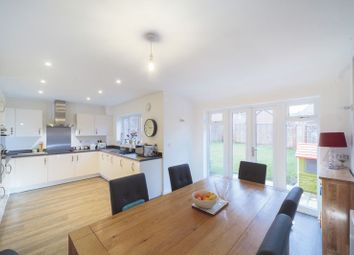 Thumbnail 4 bedroom detached house for sale in Volans Drive, Westbrook, Warrington