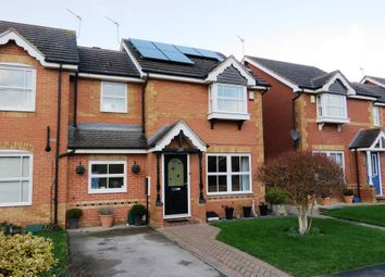 Thumbnail 3 bed semi-detached house for sale in Roseberry Grove, York