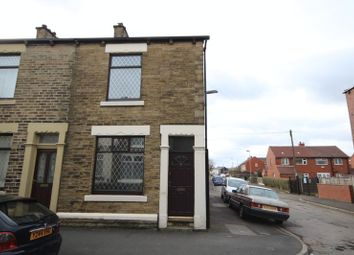 Thumbnail 2 bed end terrace house for sale in Queen Street, Shaw, Oldham