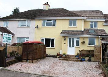 Thumbnail 4 bedroom terraced house for sale in Courtfield Close, West Hill, Ottery St. Mary