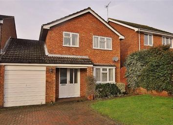 Thumbnail 3 bed detached house for sale in Viburnum Close, Ashford