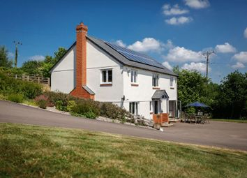 Thumbnail 4 bed detached house for sale in Poughill, Crediton