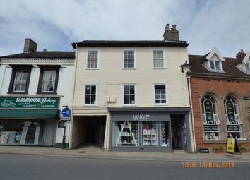 Thumbnail 1 bedroom flat to rent in Market Place, Bungay