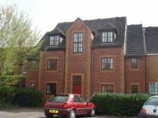 Thumbnail 1 bed flat to rent in Morse Close, Chippenham