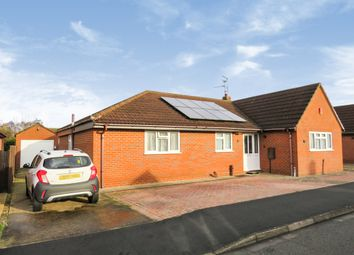 Thumbnail 4 bed detached bungalow for sale in Stanley Drive, Sutton Bridge, Spalding