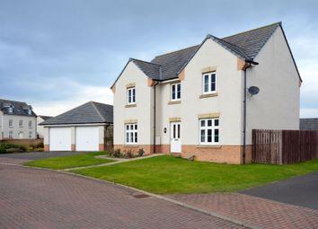Thumbnail 4 bed detached house for sale in 1 Burnbrae Crescent, Hopefield, Bonnyrigg