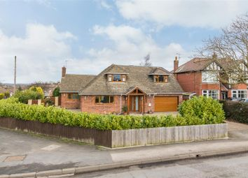 Thumbnail 4 bed detached bungalow for sale in Selby Lane, Keyworth, Nottingham