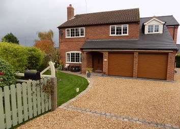 Thumbnail 1 bed detached house for sale in Thurgarton Court, Ashbourne