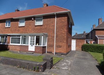 Thumbnail 3 bedroom semi-detached house for sale in Marsden Close, Beechwood, Middlesbrough