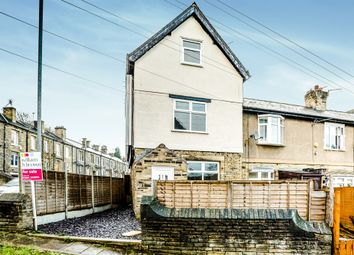 Thumbnail 3 bedroom end terrace house for sale in Elm Terrace, Brighouse