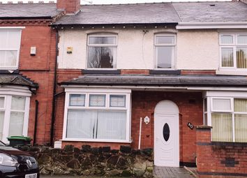 Thumbnail 4 bed terraced house for sale in Wharfedale Street, Wednesbury
