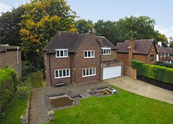 Thumbnail 4 bed detached house for sale in Chertsey, Surrey