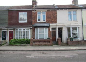 Thumbnail 4 bed terraced house to rent in Heidelberg Road, Southsea