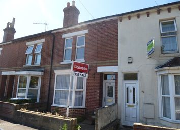 Thumbnail 2 bedroom terraced house for sale in Stratton Road, Shirley, Southampton