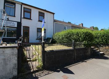 Thumbnail 3 bedroom terraced house for sale in Broadway, Treforest, Pontypridd