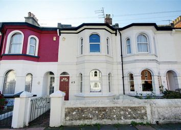 Thumbnail 3 bedroom property for sale in Queen Street, Broadwater, Worthing, West Sussex