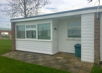 Thumbnail 2 bedroom mobile/park home for sale in Beach Road, Scratby, Great Yarmouth