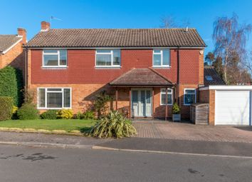 4 bed detached house for sale in Ronneby Close, Weybridge KT13