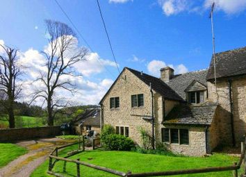 Thumbnail 3 bedroom cottage to rent in Rendcomb, Cirencester