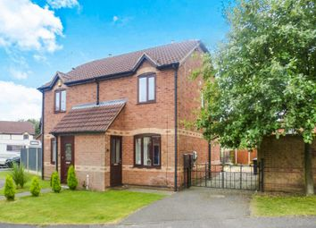 Thumbnail 2 bed semi-detached house to rent in Roewood Close, Kirkby-In-Ashfield