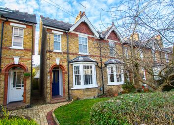 Thumbnail 2 bed semi-detached house to rent in Duncombe Road, Hertford