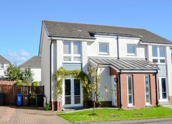 Thumbnail 3 bed semi-detached house for sale in Norway Gardens, Dunfermline
