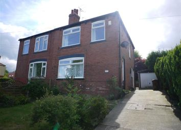 Thumbnail 3 bed semi-detached house to rent in Leeds And Bradford Road, Bramley