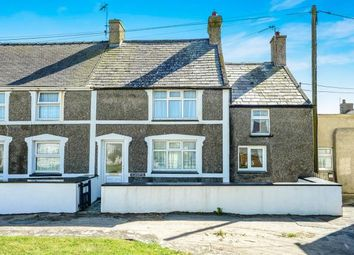 Thumbnail 3 bed terraced house for sale in Aberdaron, Gwynedd