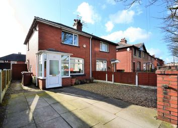 Thumbnail 2 bed semi-detached house to rent in Manchester Road, Kearsley, Bolton