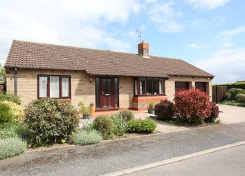 Thumbnail 3 bed detached bungalow for sale in Chapel Close, Great Addington, Kettering