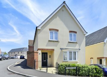 Thumbnail 4 bed detached house for sale in Raleigh Road, Yeovil