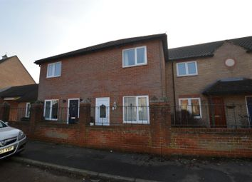 Thumbnail 2 bedroom terraced house to rent in Dale Close, Stanway, Colchester