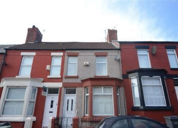 Thumbnail 2 bed terraced house for sale in Jessamine Road, Tranmere, Wirral