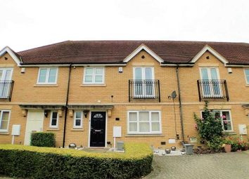 Thumbnail 3 bed terraced house to rent in Darwin Close, Medbourne, Milton Keynes