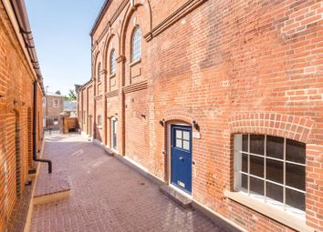 Thumbnail 2 bed terraced house for sale in Mews House 3 - The Brewery, Hartham Lane, Hertford