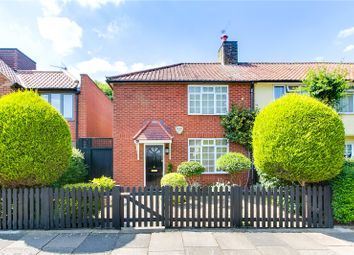 Thumbnail 3 bed end terrace house for sale in Boileau Road, London