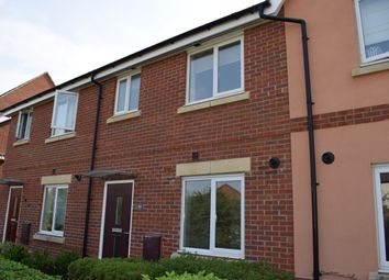 Thumbnail 3 bed terraced house to rent in Sterling Way, Cambridge