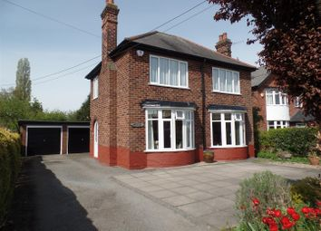 Thumbnail 4 bed property for sale in Station Road, Branston, Lincoln