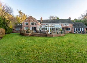 Thumbnail 5 bed detached house for sale in Mereside Road, Mere, Knutsford
