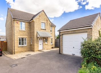 Thumbnail 4 bed detached house for sale in Beechwood Close, Nailsworth, Stroud
