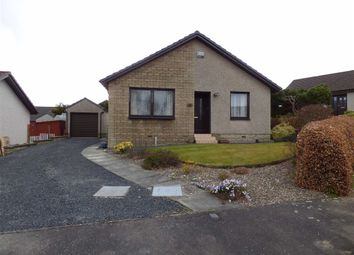 Thumbnail 3 bed bungalow for sale in Watts Gardens, Cupar, Fife